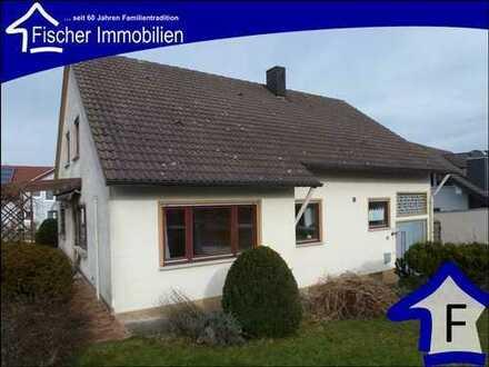 Lauchheim-Röttingen, freistehendes Einfamilienhaus mit Ausbaupotential und großem Grundstück