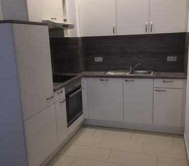 Erstbezug - 3 Zimmer-Terrassen-Wohnung mit Einbauküche!