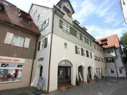 Im Herzen der Wangener Altstadt - Praxisräume mit Aufzug