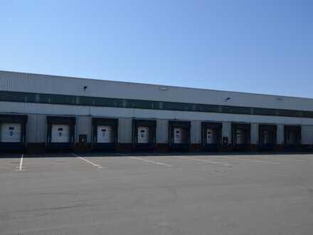 IM ALLEINAUFTRAG I Langenwetzendorf | ca. 24.000 m² | Lager & Logistik | Rampe | Neubaupotenzial