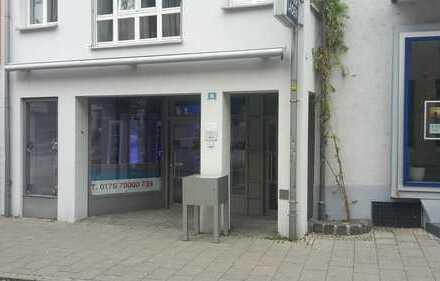 100 m² Laden/Bürofläche in bester Geschäftslage von Markdorf