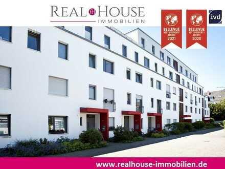 REAL HOUSE: Wohntraum in Sülz! 2 Zi. Eigentumswohnung mit großzügiger Balkon und TG-Stellplatz
