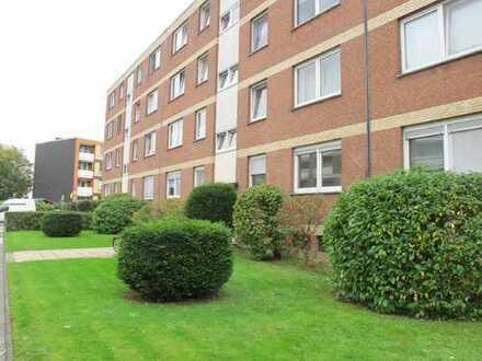 Attraktive 3-Zimmer-Wohnung mit Balkon in ruhiger, gepflegter Kamp-Lintforter Wohnlage