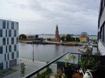 Traumwohnung in bester Lage im PIER 6 am Neuen Hafen