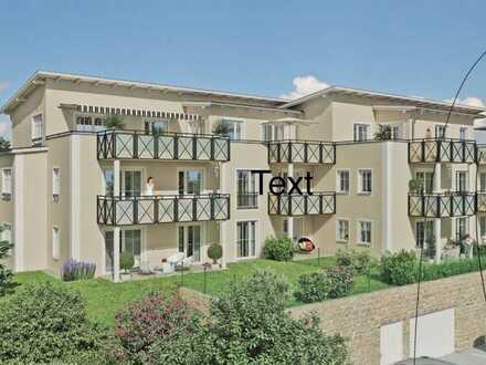 Erstbezug mit EBK und Terrasse: stilvolle 2-Zimmer-Terrassenwohnung in Geltendorf
