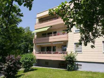 Attraktive, top-renovierte 3-Zimmer-Wohnung in Kempten