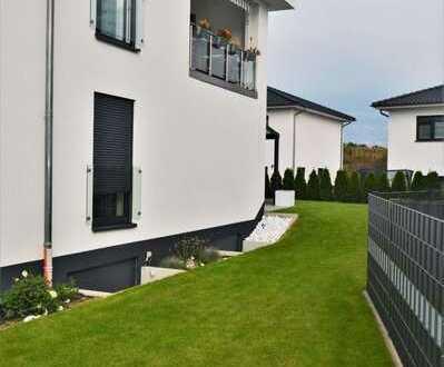 Großzügige 4,5 ZW- NB- im 2 FH- mit gr. Sonnenbalkon-137 m²-Feldrandlage-Neubaugebiet von Erlensee!
