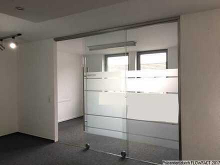 Büro-/ Praxisflächen im Ärztehaus in zentralster Ecklage in Ettlingen