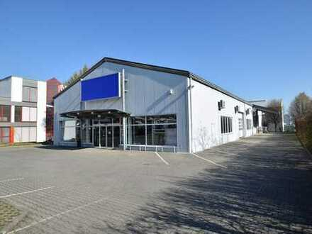 Verkaufshalle in Groß-Umstadt