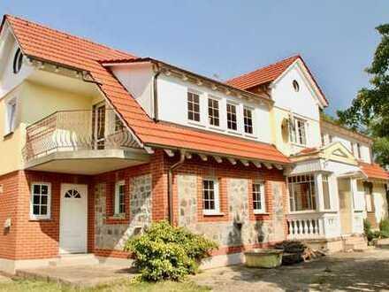 HORN IMMOBILIEN ++ Lebehn bei Krackow Löcknitz großes Haus mit großem Grundstück