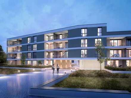 Moderne 3-Zimmerwohnung mit überdachter Loggia!