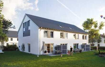 Genießen Sie IHR NEUES Reihenmittelhaus am Ortsrand von Kleiningersheim