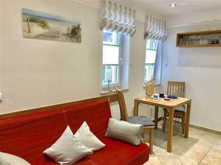 Ihr Kapital gut angelegt - gönnen Sie sich Ihr eigenes kleines Ferienappartement auf Norderney !