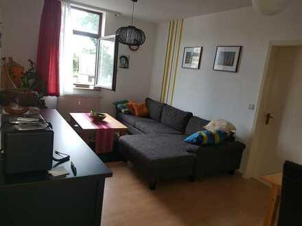 Möbliertes kleines Zimmer in netter WG, Miete oder Zwischenmiete