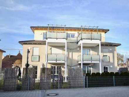 Genau meine Wohnung...Luftschloss mit zwei Dachterrassen in Großaitingen!