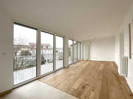 Tolle 2-Zimmer-Neubau-Dachgeschoß-Wohnung im alten Gewand