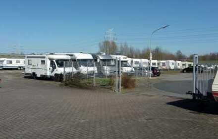 Gewerbefläche und Halle - Nähe Jade Weser Port - Wilhelmshaven
