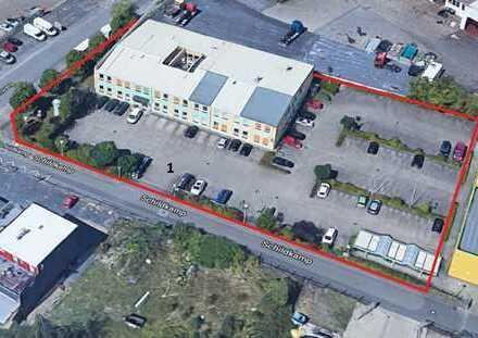 """Bürogebäude auf großzügigem Grundstück im gewachsenen Gewerbegebiet """"Hellweg"""""""