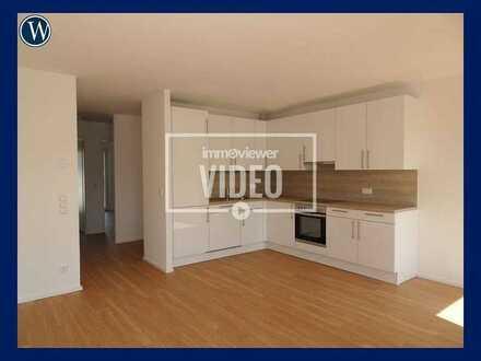 Praktische Familien-Wohnung mit offenem Wohnbereich inkl. moderner Einbauküche im NEUBAU