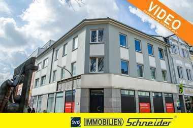 Ladenlokal in bester Lage in der Fußgängerzone von Dortmund Hombruch - genau am Wochenmarkt