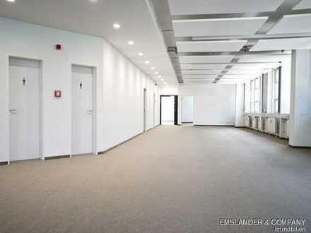 Vielseitig nutzbare Büroflächen - gepflegt - sofort bezugsfähig - provisionsfrei