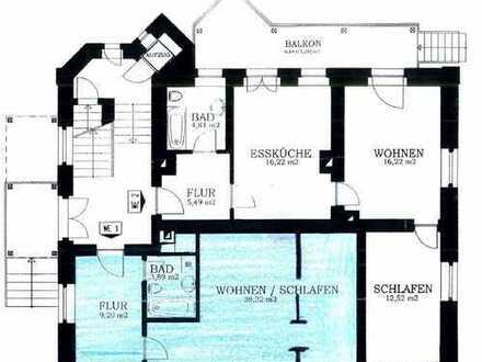 Schöne 2-Raum-Wohnung zu vermieten