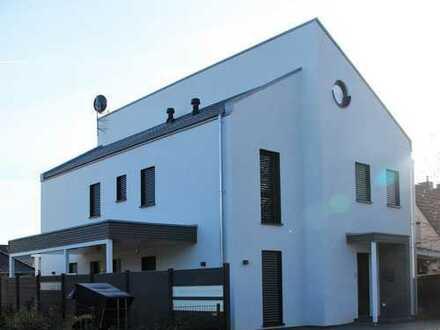 Zentrumsnahes Zweifamilienhaus KFW 55 - Photovoltaikanlage und Erdwärme