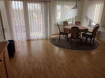 Geräumige Senioren-Wohnung im betreuten Wohnen mit Balkon und EBK in Munderkingen