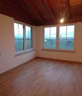 Vollständig renovierte 3-Zimmer-EG-Wohnung mit Terrasse