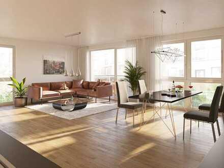 die perfekte 4-Zi. Wohnung - 1.OG - 3D-Tour verfügbar - sonnenverwöhnt