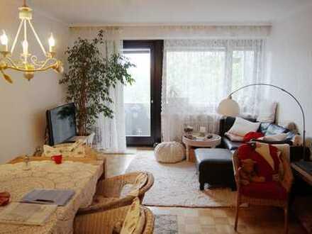 Gemütliche 3-Zimmer-Maisonette-Wohnung in zentraler Lage der Karlsruher Weststadt!