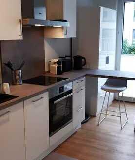 Moderne, zentral gelegene Wohnung