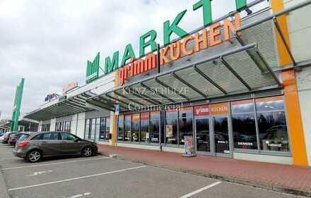 Einzelhandelsfläche in beliebten und hochfrequentierten Maximilian Center Wörth
