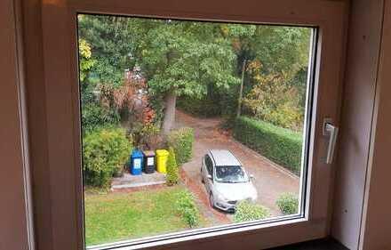 Familien-Wohnung mit XXL Garten und XXL Weitblick - 3 Zimmer im 2-Familienhaus