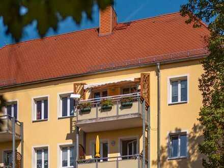 4-Zimmer-Wohnung mit Balkon gewünscht