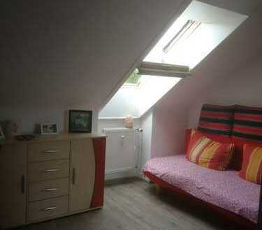Raumwunder: 2-Zimmer-Wohnung, saniert mit schöner Aussicht