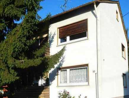 Doppelhaushälfte mit schönen Grundstück zu verkaufen , Hofheim-Wallau