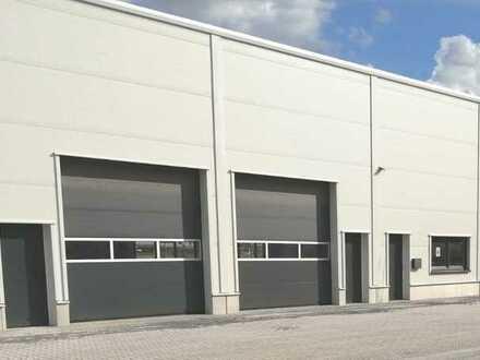 Moderne Hallen ab 278m² mit Büro im Neubau Gewerbepark Erftstadt - provisionsfrei