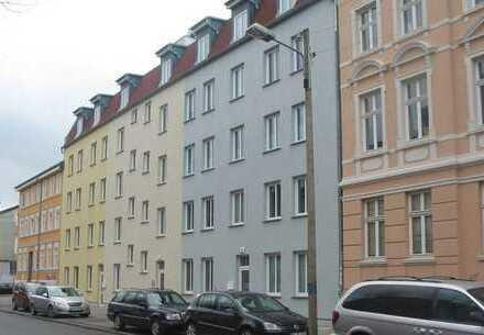 Große 2-Raum-Wohnung mit Balkon in Greifswald