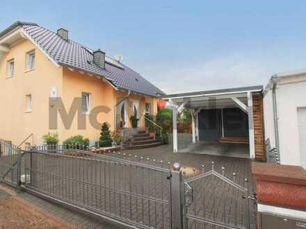 Neuwertiger und großzügiger Wohntraum mit ELW und Garten - 3 Wohneinheiten möglich!