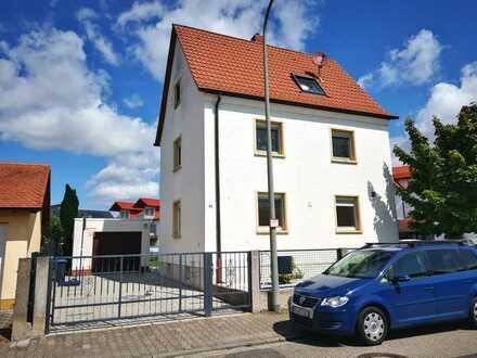 Saniertes Einfamilienhaus in Limburgerhof