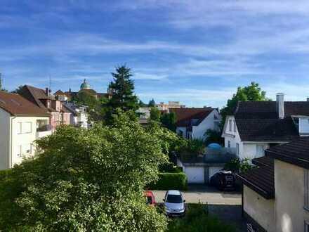 °°° Sonnige 2,5- bis 3-Zimmer-Wohnung in ruhiger und zentrumsnaher Lage von Weingarten °°°