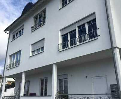 Neuwertige 3-Zimmer-Hochparterre-Wohnung mit Terrasse in Karben