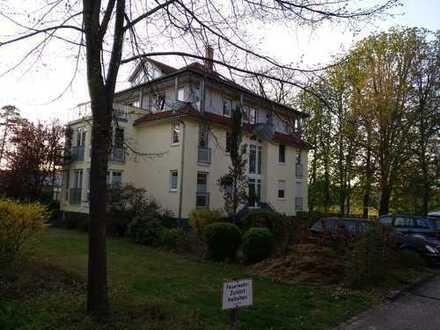 Gepflegte 2-Zimmer-Wohnung mit Balkon in Bad Saarow