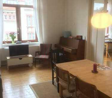 Schöne 4-Zimmer-Altbau-Wohnung mit Balkon in Göttingen