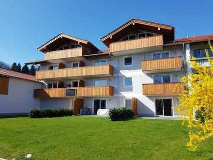 Prien/Chiemsee in Seenähe! **Hübsches Appartement mit großer Südterrasse und herrlichem Alpenblick**