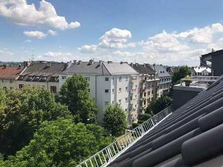 Traumhafte 3-Zimmer-Wohnung mit Loggia im Dichterviertel
