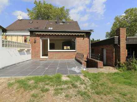 Frisch sanierte Doppelhaushälfte mit überdurchschnittlicher Gartenfläche