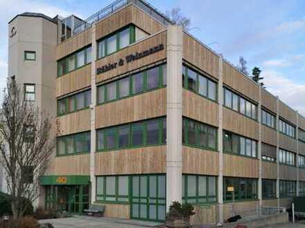 Büroflächen mit Weitblick in Echterdingen!
