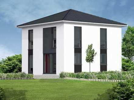 Architekten Villa in schöner Hanglage von Eichenbühl